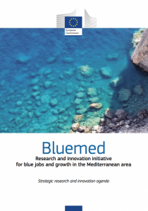 Publication | Bluemed Research and innovation initiative for blue jobs and growth in the Mediterranean area | April 2017