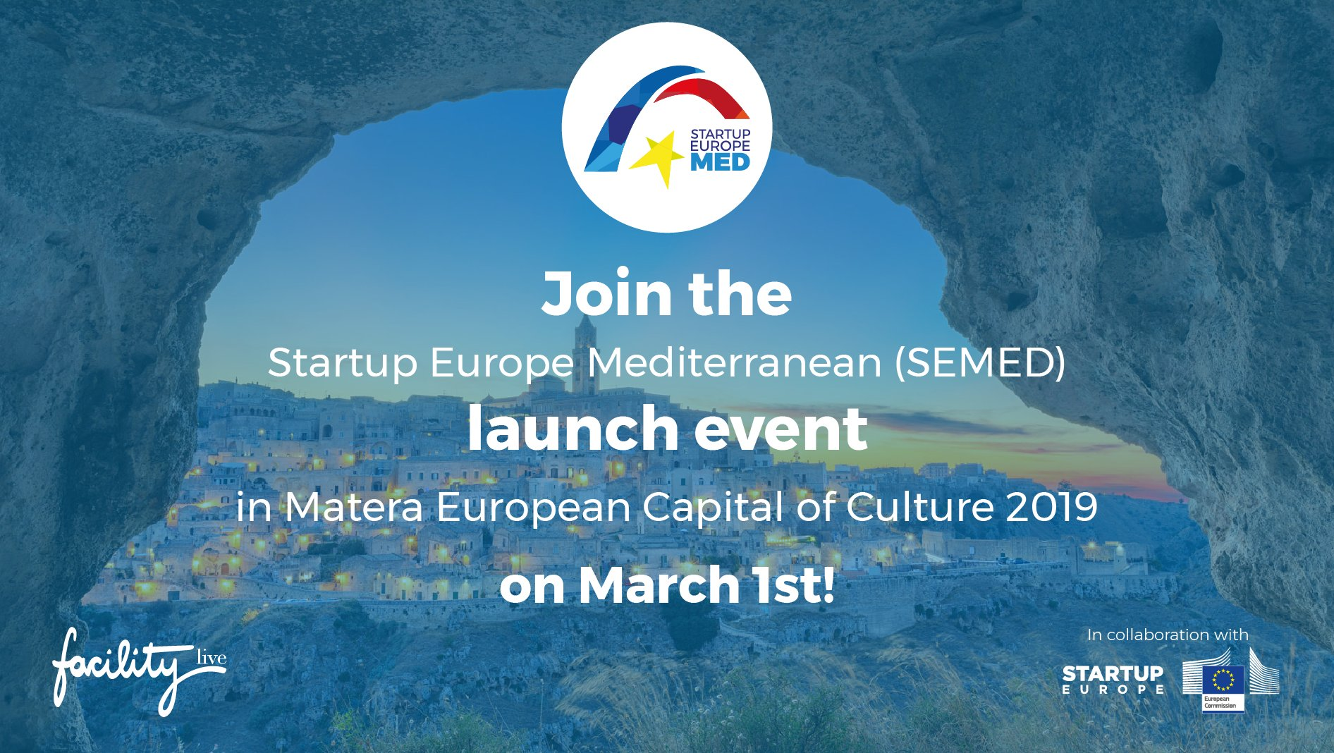 SEMED Launch Event - 2019, March 1st