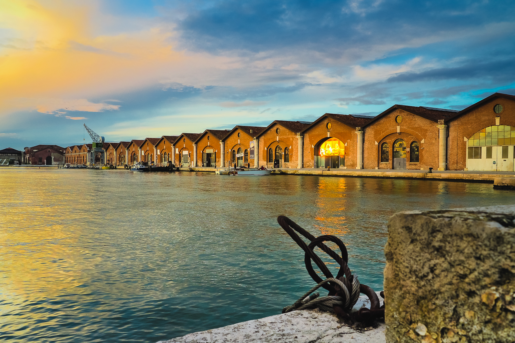 Arsenale, Venice. (credits: grobery - Flickr)