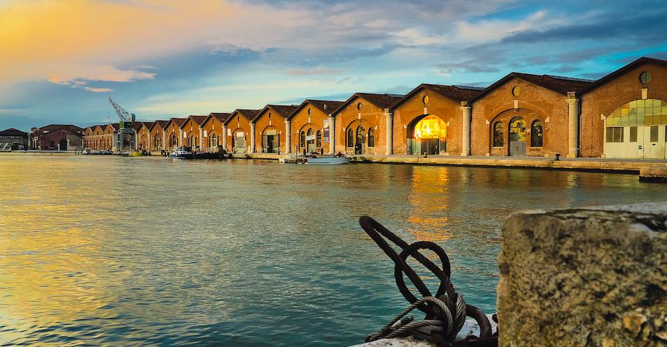 Arsenale - ISMAR Venezia